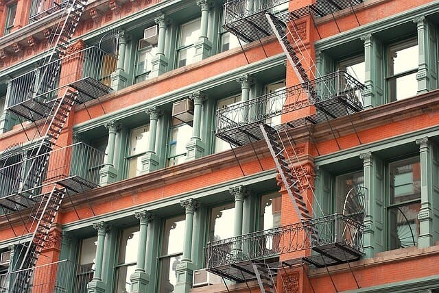 NYC Apartment Buildings