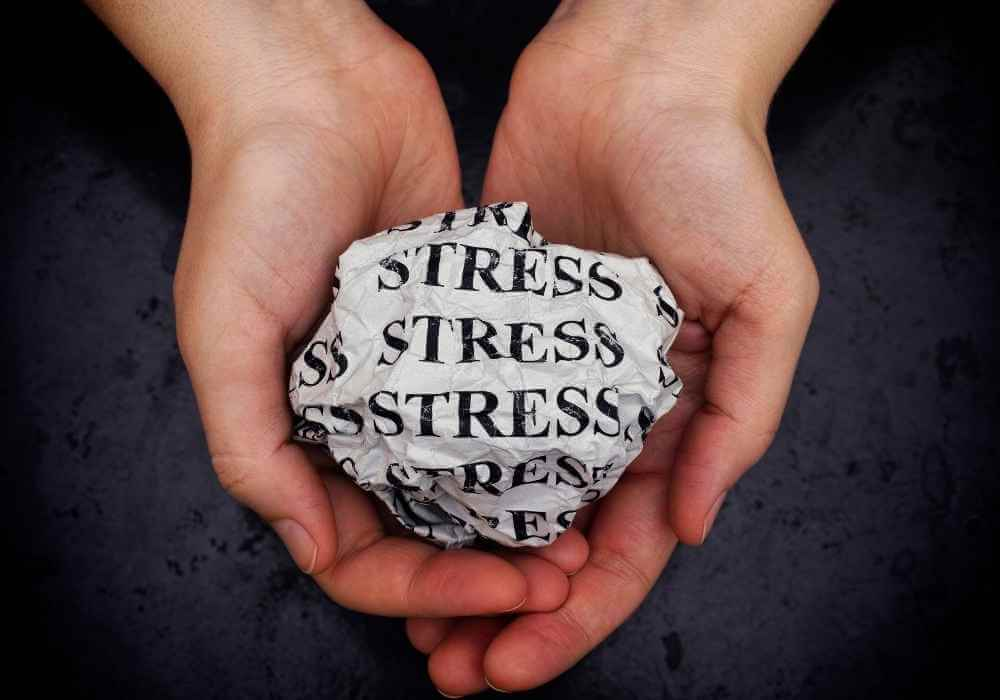 a pic of a stress ball